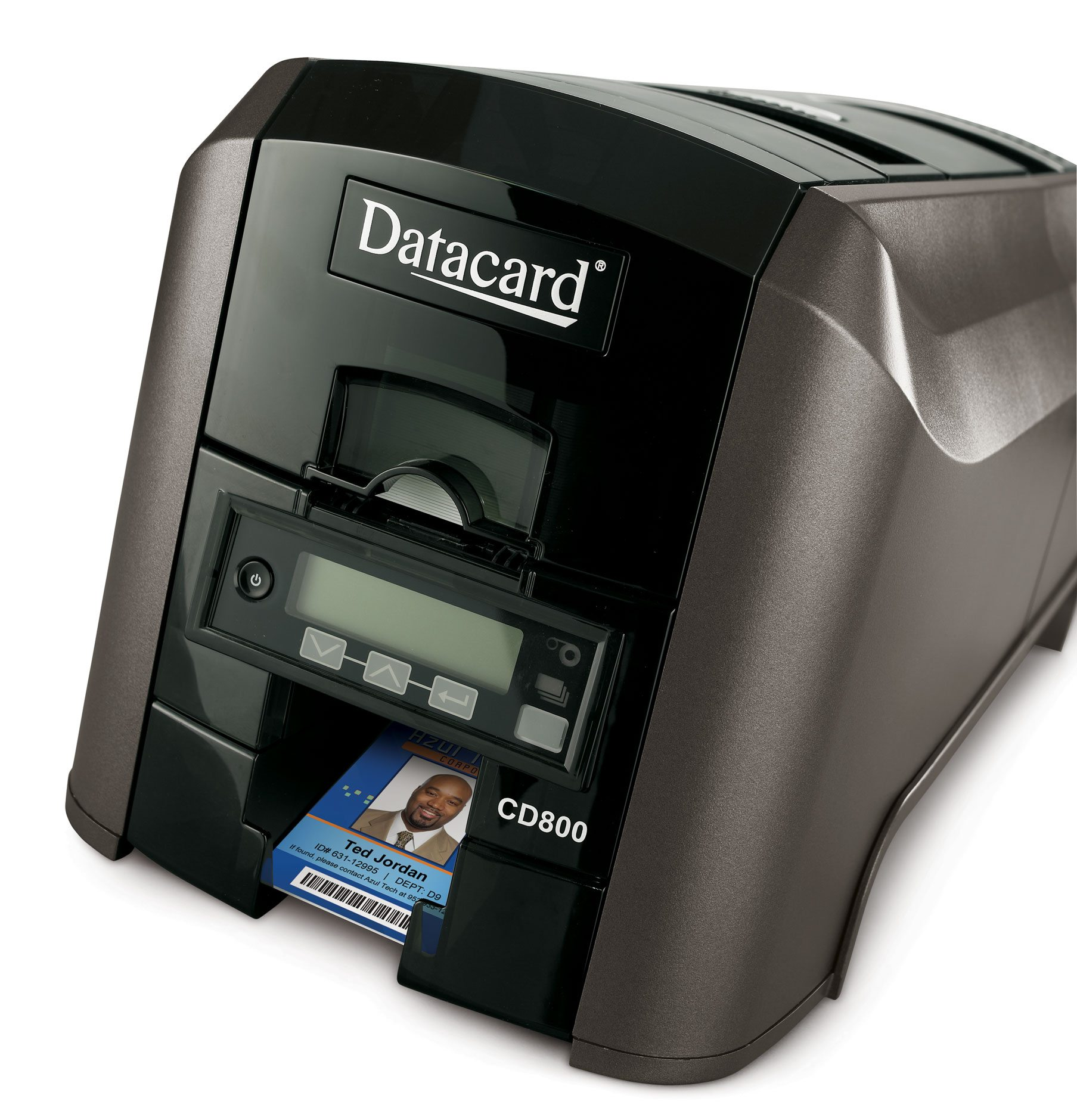 Card Issuance Printing with Datacard CD800