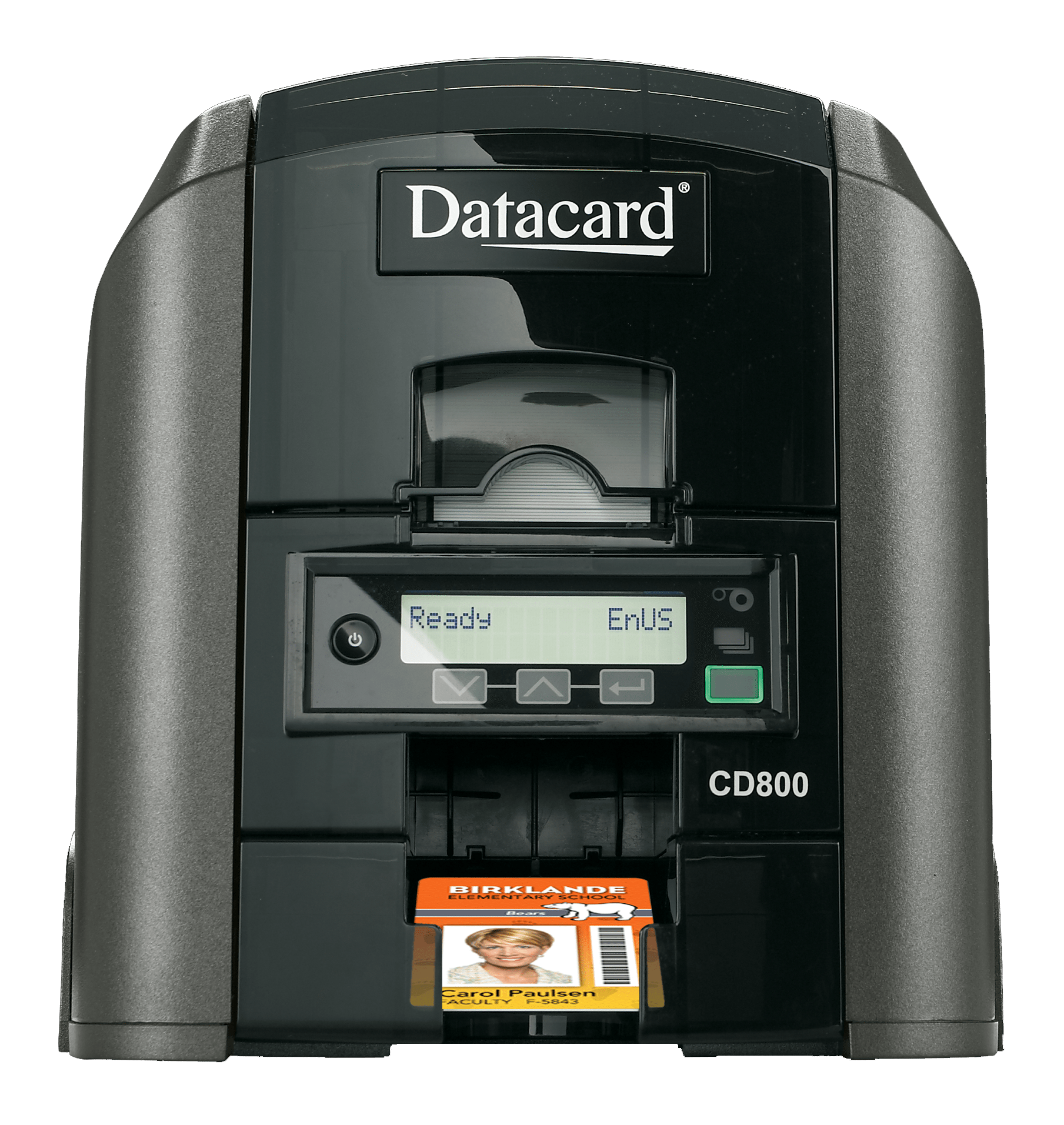ID Card Issuanace Printer - Datacard CD800